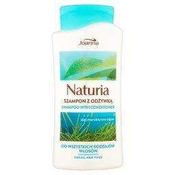 Naturia Szampon z odżywką algi morskie