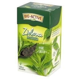 Zielona herbata Pure Green liściasta