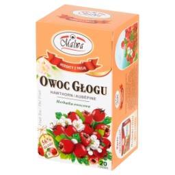 Owoc głogu Herbatka owocowa 40 g (20 torebek)