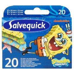 Sponge Bob Plastry 20 sztuk