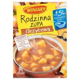 Rodzinna zupa Grzybowa