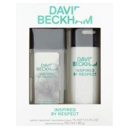 Inspired By Respect Zestaw kosmetyków