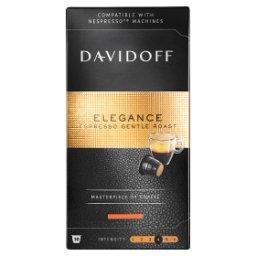 Grande Cuvée Espresso Gentle Roast Elegance Kawa palona mielona 55 g (10 kapsułek)