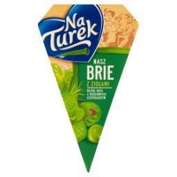 Nasz Brie z ziołami Ser