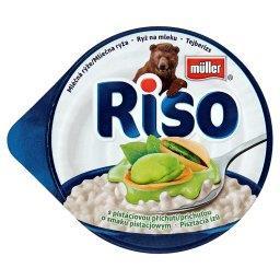 Riso o smaku pistacjowym Ryż na mleku