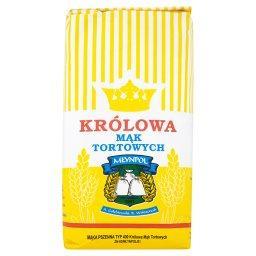 Królowa mąk tortowych Mąka pszenna typ 400