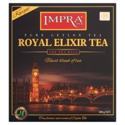 Royal Elixir Knight Czarna ekspresowa herbata cejlońska 200 g (100 torebek)