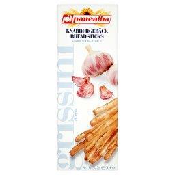 Grissini Paluszki chlebowe z czosnkiem 125 g (2 x 62,5 g)