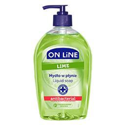 Mydło w płynie antybakteryjne lime 500 ml