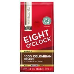 100% Colombian Peaks Kawa palona mielona