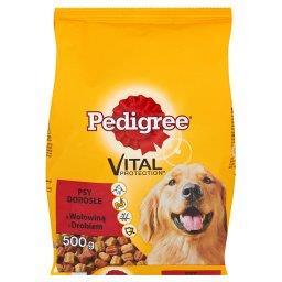 Vital Protection z wołowiną i drobiem Psy dorosłe Karma pełnoporcjowa