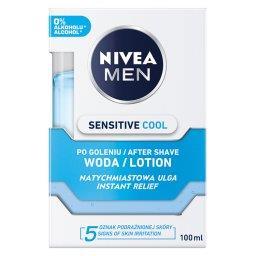 MEN Sensitive Chłodząca woda po goleniu