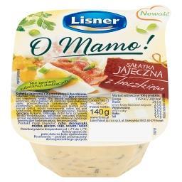 O Mamo! Sałatka jajeczna z boczkiem