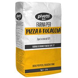 Włoska mąka do pizzy i facoccia 1kg