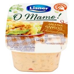 O Mamo! Sałatka gyros z kurczakiem
