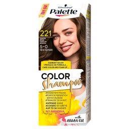 Color Shampoo Szampon koloryzujący średni brąz 5-0