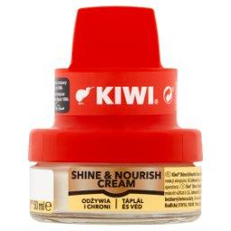 Shine & Nourish Cream Krem do obuwia bezbarwny