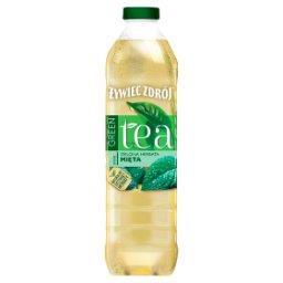 Green Tea Zielona herbata & Mięta Napój niegazowany 1,5 l
