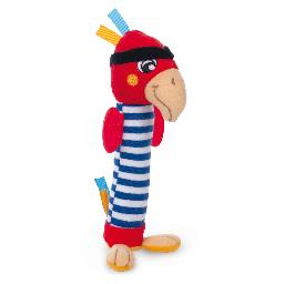 Pluszowa zabawka z piszczałką - piraci