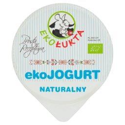 Eko jogurt naturalny