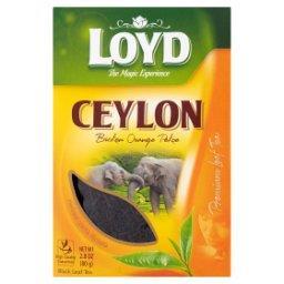 Ceylon Herbata czarna liściasta łamana