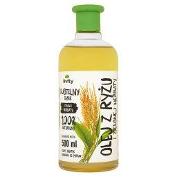 Olej z ryżu i zielonej herbaty