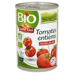 Bio Pomidory całe bez skórki