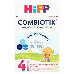 Junior Combiotik 4 Mleko dla małych dzieci po 2. roku