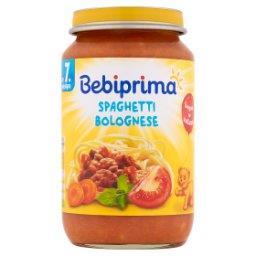 Spaghetti Bolognese po 7. miesiącu