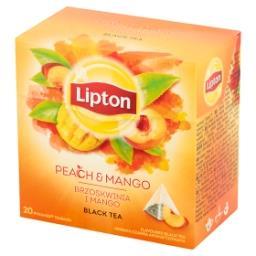 Herbata czarna aromatyzowana brzoskwinia i mango  (2...