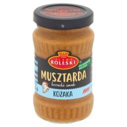 Delikatesowa Musztarda kozaka