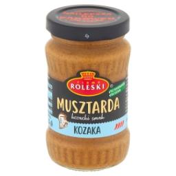Musztarda kozaka