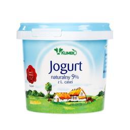 Jogurt naturalny 9 % 330 g