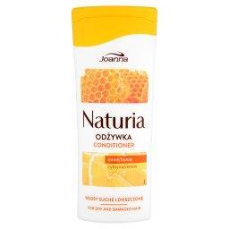 Naturia Odżywka miód cytryna