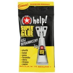 HELP SUPER GLUE 2 g blister