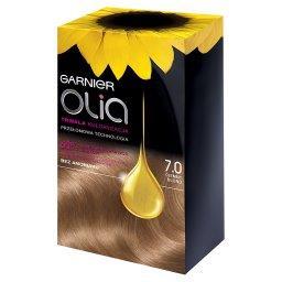 Olia Farba do włosów 7.0 Ciemny blond
