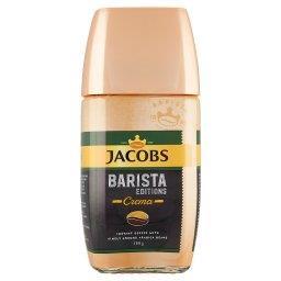 Barista Edition Crema Kompozycja kawy rozpuszczalnej i zmielonych ziaren kawy
