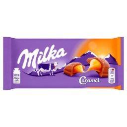 Czekolada mleczna Caramel