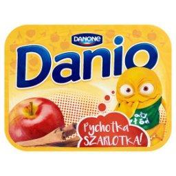 Danio Serek homogenizowany jabłkowy z cynamonem