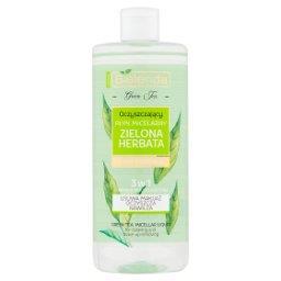Zielona Herbata Oczyszczający płyn micelarny 3 w 1