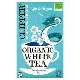 Herbata biała organiczna  (26 torebek)