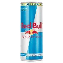 Napój energetyczny bez cukru
