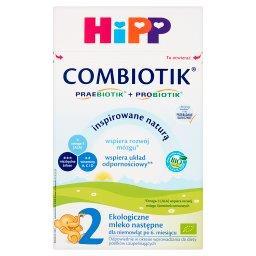 Combiotik 2 Ekologiczne mleko następne dla niemowląt...