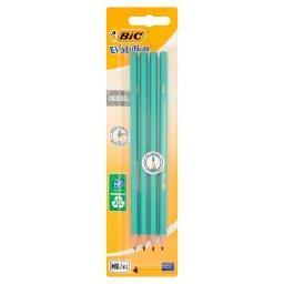 Evolution Original Bezdrzewny ołówek grafitowy HB 4 sztuki