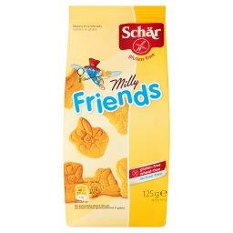 Milly Friends Herbatniki bezglutenowe
