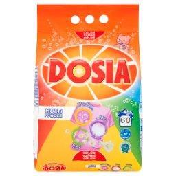 Multi Powder Proszek do prania tkanin kolorowych  (60 prań)