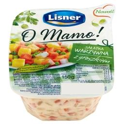 O Mamo! Sałatka warzywna z groszkiem