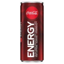 Energy Napój gazowany energetyzujący