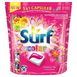 Color Tropical Lily & Ylang Ylang Kapsułki do prania  (30 prań)