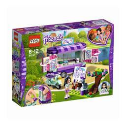 Klocki Lego Friends Stoisko z rysunkami Emmy 41332